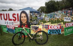Campaigns attempt to show strength in numbers at Polk County Steak Fry