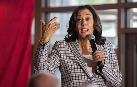 Kamala Harris pledges to invest in Iowa at Coralville stop