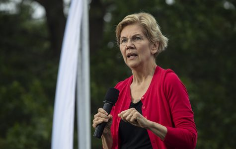 Latest Iowa poll shows Warren ahead, but Iowans say they aren't paying attention to poll numbers