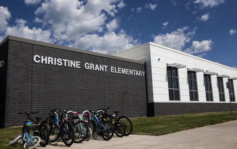 Christine Grant Elementary opens its doors to students in North Liberty