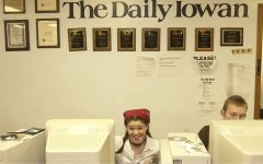 Bidding farewell to The Daily Iowan's old home in the Communications Center