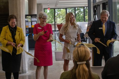 College of Nursing modernizes learning spaces – The Daily Iowan