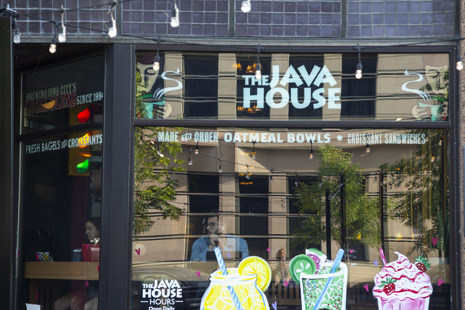 The Java House is seen on August 30, 2019.