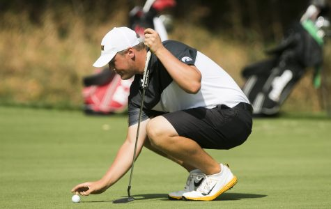 Iowa men's golf starting season without worrying about expectations