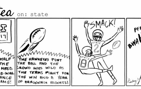 Cartoon: Earl's Tea on: State