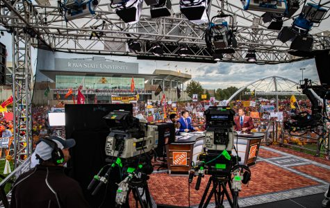 College GameDay brings fan bases together in Ames