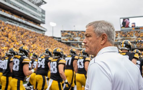 Ferentz talks Iowa football's 2020 recruiting class