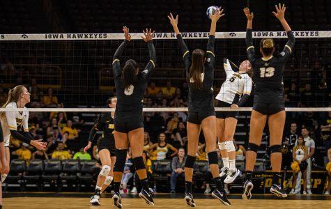 Photos: Iowa volleyball vs. Colorado (9/6/2019)