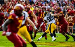 Iowa beats Iowa State for fifth-consecutive season