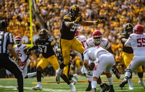 Iowa defense steps up to shut out Rutgers