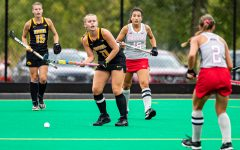 Field hockey looks to maintain perfect conference record against a pair of Big Ten foes