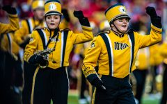 Barta comments on 'inappropriate actions' toward Hawkeye Marching Band