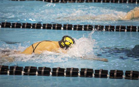 Iowa women's swim/dive to compete at SMU Classic
