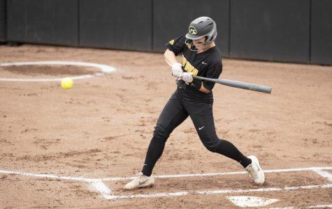 Photos: Iowa softball vs. Indian Hills (10/6/2019)