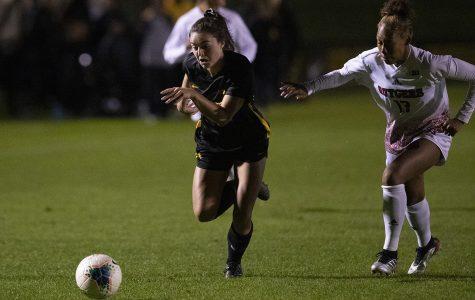 Iowa soccer begins NCAA Tournament play