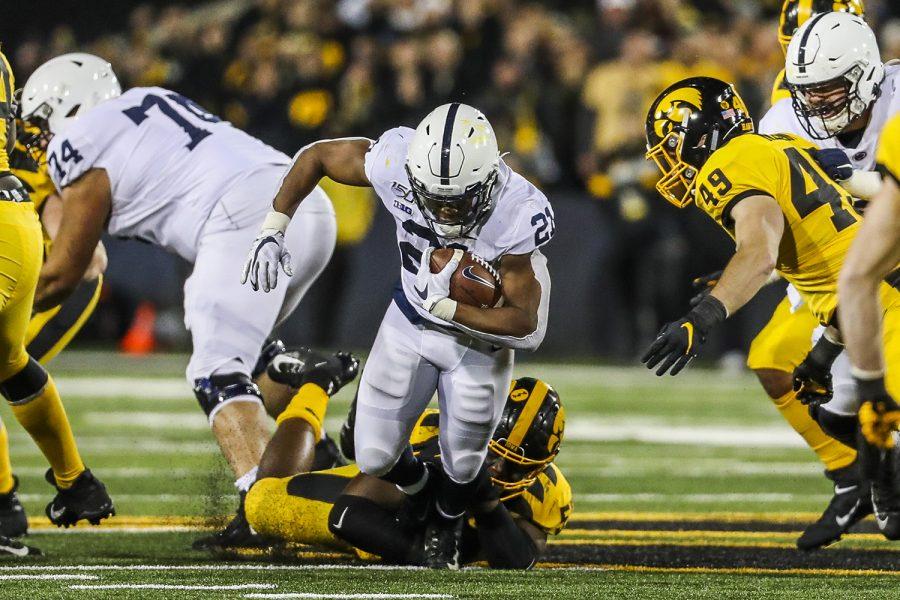 Photos: Iowa vs. Penn State (10/12/19)
