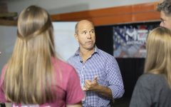 John Delaney centers campaign on jobs, climate change