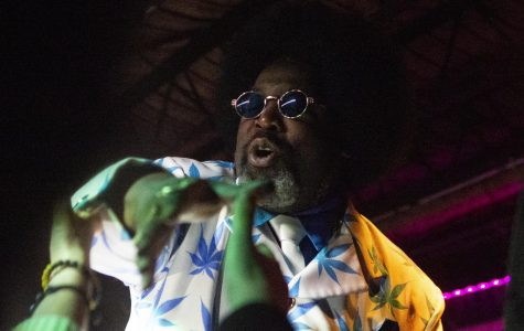 A night of hazy fun at Gabe's: Afroman puts on a show along with six opening acts