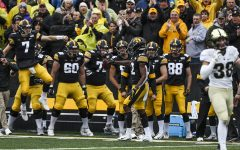 Highlights from Iowa's press conference following win over Purdue