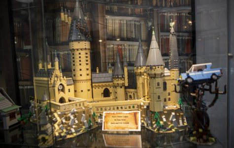 UI Sciences Library holds grand opening of Harry Potter exhibit