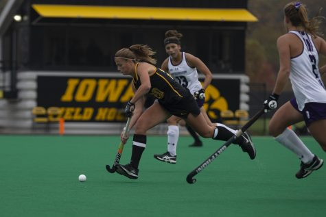 Iowa field hockey wins Big Ten Tournament