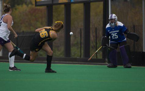 Iowa field hockey's journey back to the Big Ten Championship begins