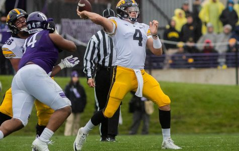 One-on-one with Iowa quarterback Nate Stanley