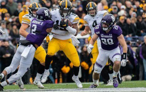 Iowa football's Goodson shining bright in ground attack