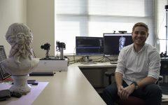 UI 3D club, Science Center of Iowa create AR Sandbox