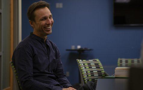 Markus Zusak, author of the Book Thief, talks creating newest work
