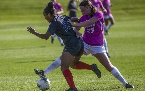 Iowa soccer's Tawharu scores second double OT goal of season