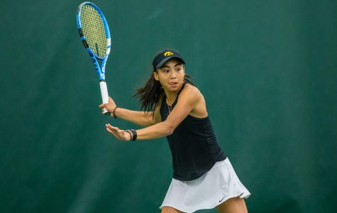 WMU Invitational propels Hawkeyes toward ITA Regionals