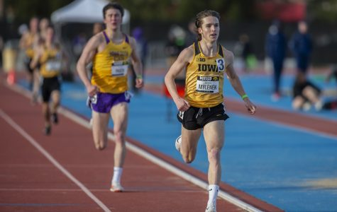 Iowa cross country finishes off its season at Big Ten Championship