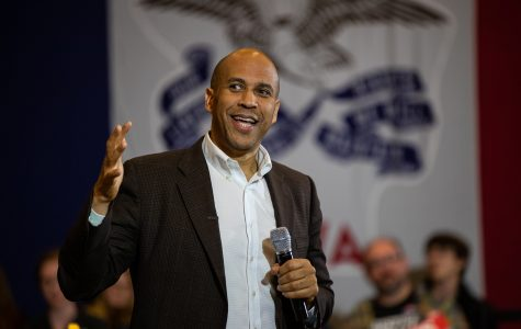 Cory Booker releases plan to pay college athletes