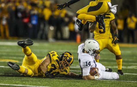 Week 7 halftime reactions — Iowa vs. Penn State