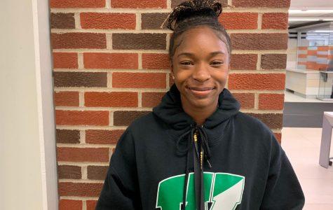Tionna Tobias, UI freshman