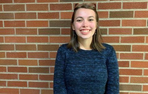 Rylie Kelley, UI junior