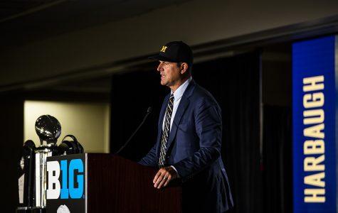 Michigan, Illinois on the rise in Big Ten