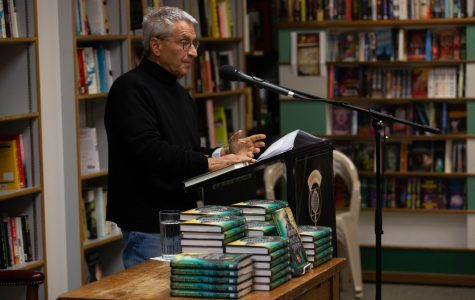 Novelist and filmmaker Nicholas Meyer visits Prairie Lights to read from his latest novel