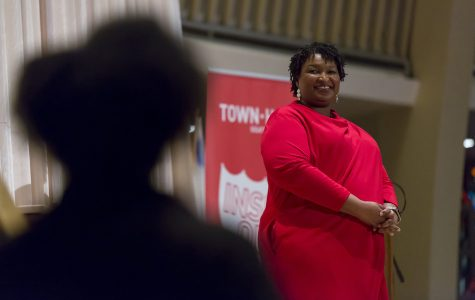 Stacey Abrams will visit the UI to speak about fair elections