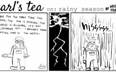 Cartoon: Earl's Tea: Rainy Season