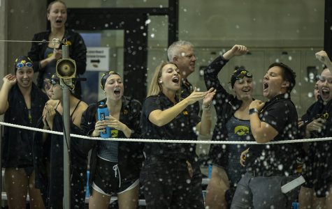Women's swimming and diving to host Rutgers in Big Ten dual