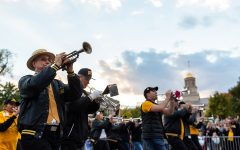 Hawkeye Marching Band alum work to bring Sudler trophy back to the UI