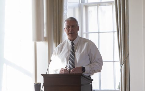 UI Athletics Director Gary Barta talks effects of pay-to-play, sports-betting laws