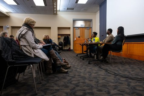 Potential UI Student Disability Services office relocation discussed at town hall