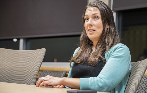 Laura Bergus aims to bring local-government experience to Iowa City City Council