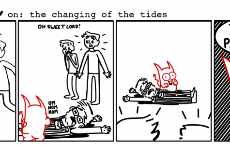 Cartoon: Beezle & Bubba: The Changing of the Tides
