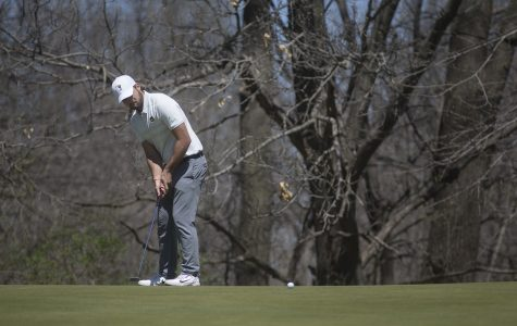 Iowa men's golf finishes third out of 14 teams at Fighting Irish Classic