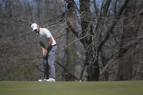 Men's golf travels to South Bend
