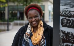 UI's own Barbara Kagima uses geographic tools to study public health in her home country of Kenya